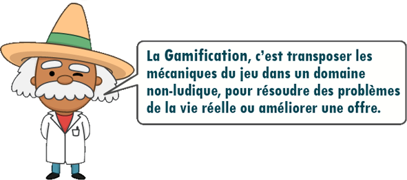 Gamification dfinition