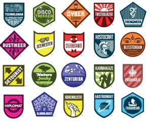 Badges de Nextpedition : êtes vous Technologiam, Disco Trekker, Cyber Survivor ou TasteBlazer ?