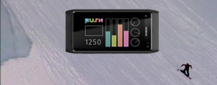 Nokia et burton