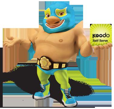 koodo-mascotte