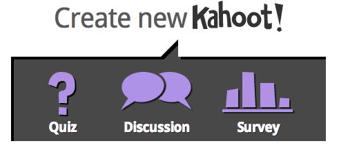 kahoot!-fonctionnalités